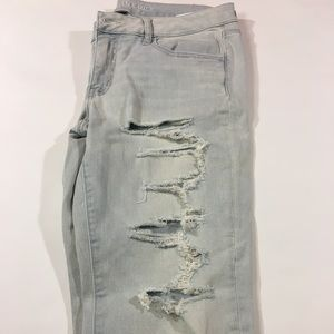 American eagle size 14 jeans